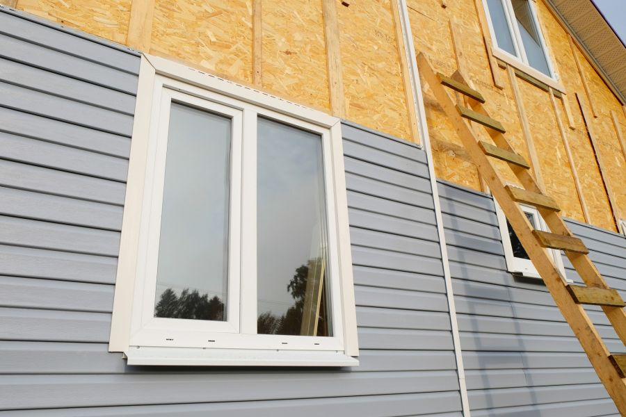 Siding Repair by Home Bright Home Improvements, L.L.C