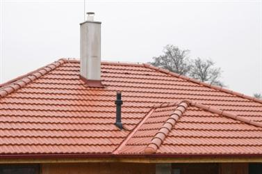 Tile roof in Norco LA
